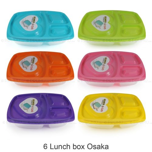 Grosir Lunch box Clio Osaka