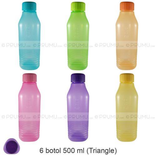 Grosir Botol Minum Clio Evo Triangle 500ml