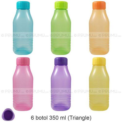 Grosir Botol Minum Clio Evo Triangle 350ml