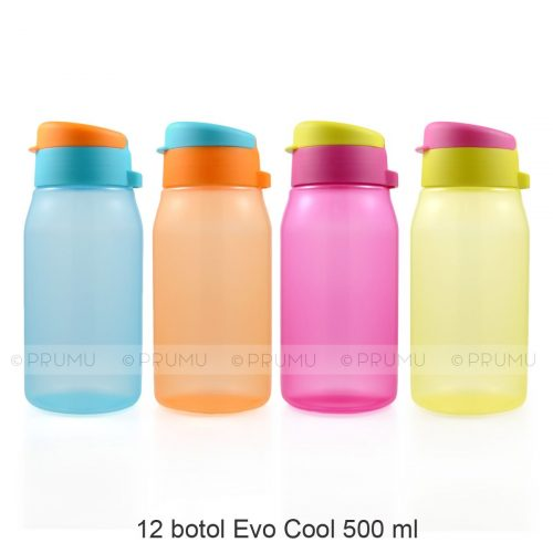 Grosir Botol Clio Evo Cool 500 ml