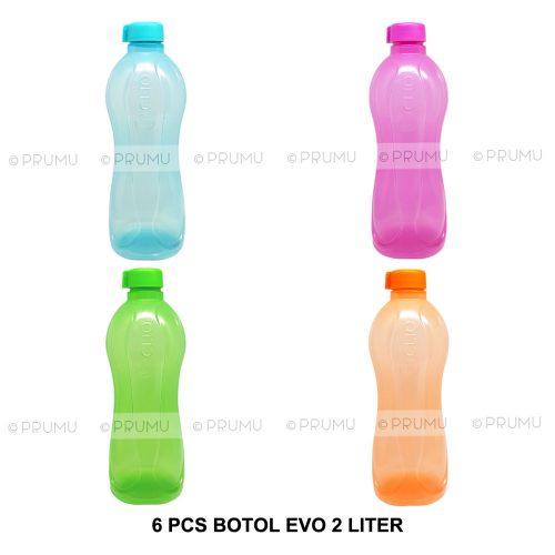 Botol clio evo 2liter