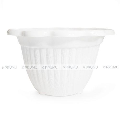 Pot Clio Cendana depan putih